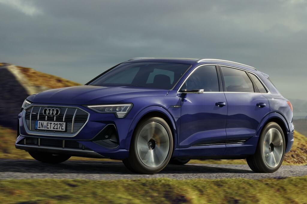 Gama Audi e-tron 2020, nuevos acabados y motores con mayor autonomía