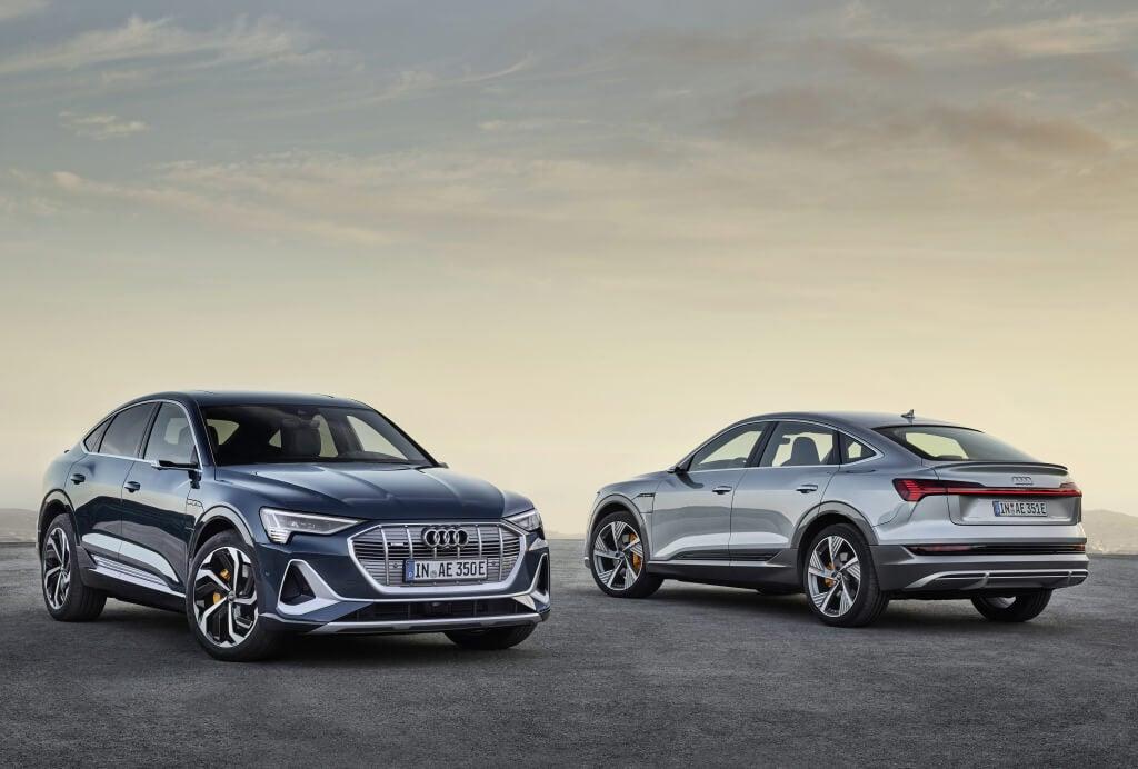 Audi e-tron Sportback, aires de coupé para el eléctrico de los cuatro aros