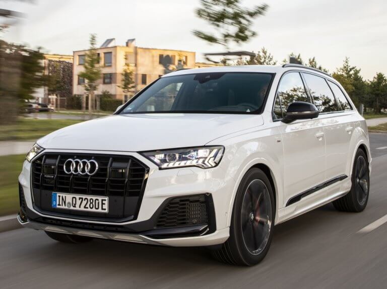 Audi Q7 TFSI e, la gama ecológica