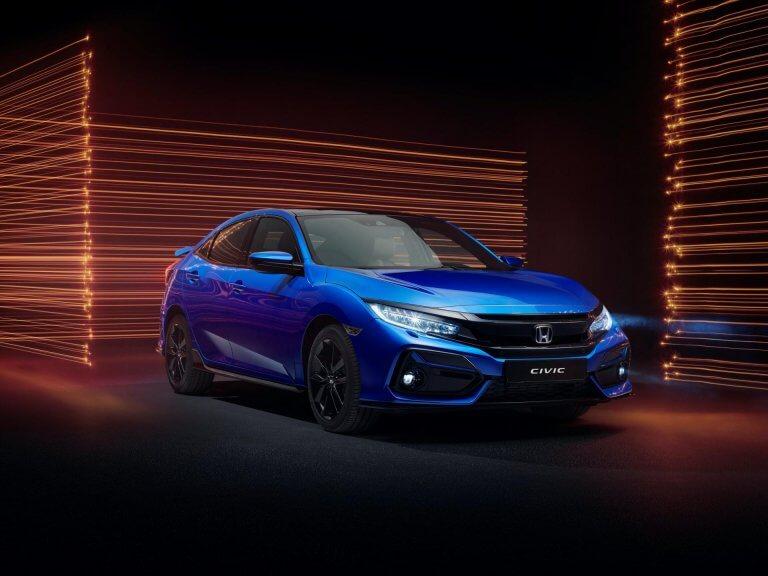 Honda Civic Sport Line, más deportividad con sabor agridulce