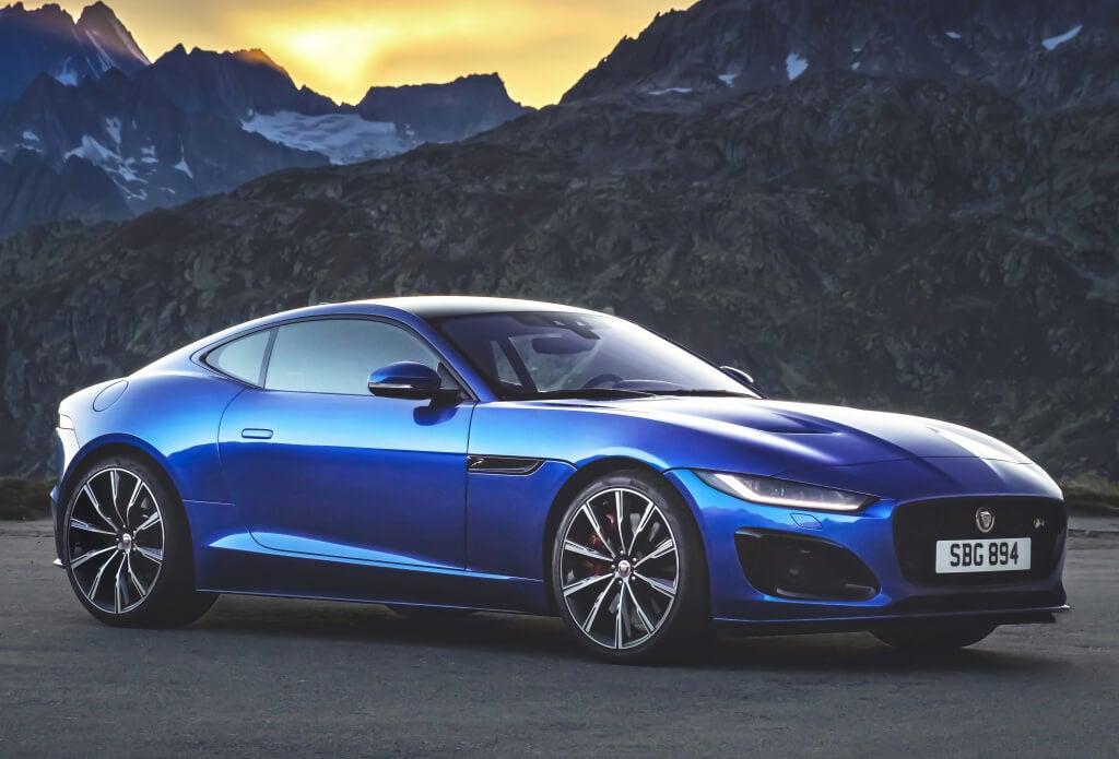 Jaguar F-Type 2020, más bonito si cabe