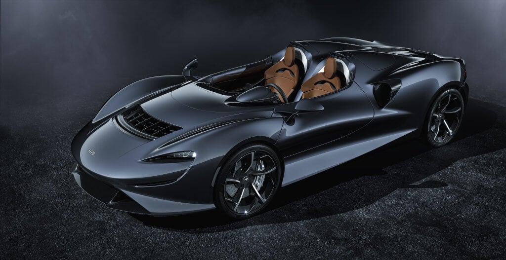 McLaren Elva, la reinterpretación moderna de una 'barquetta' de los 60