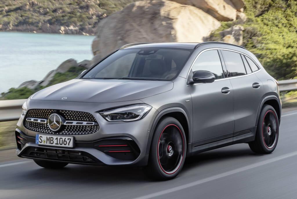 Mercedes GLA 2020, ahora sí