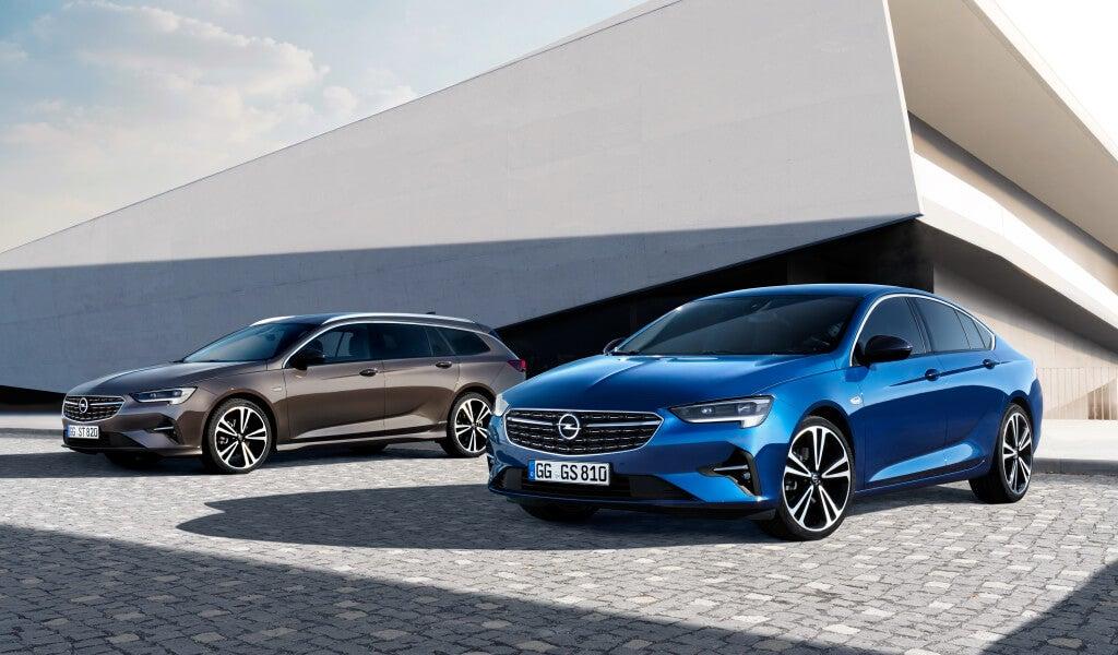 El Opel Insignia 2020 llega con nueva cara y más tecnología que nunca