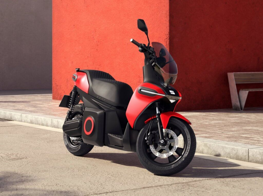 Seat e-Scooter, una alternativa muy sensata