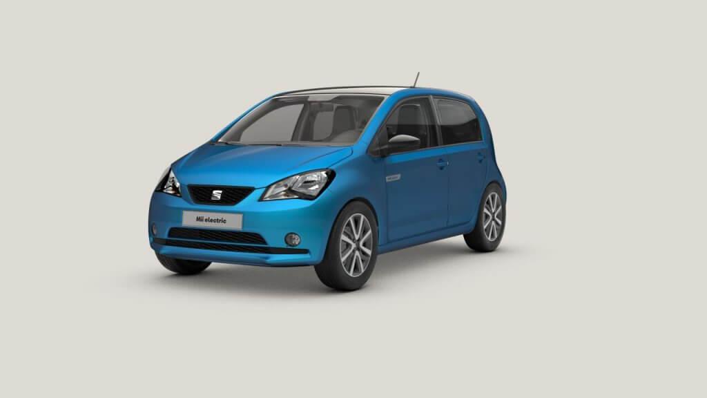 SEAT Mii Electric Plus, 20 000 euros por el eléctrico español más equipado