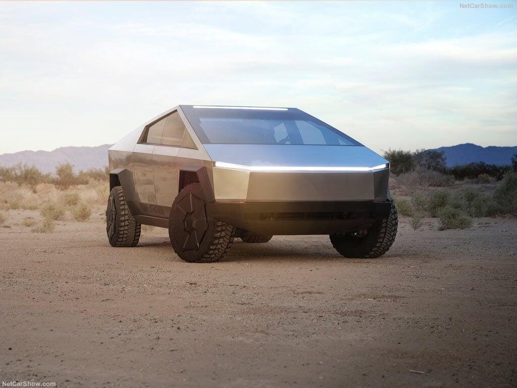 Tesla Cybertruck, ¿un blindado ecológico?