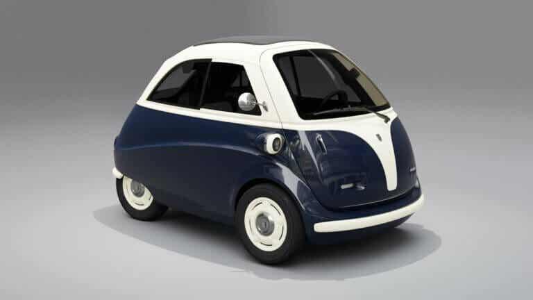 Artega Karo-Isetta, el eléctrico retro para las masas