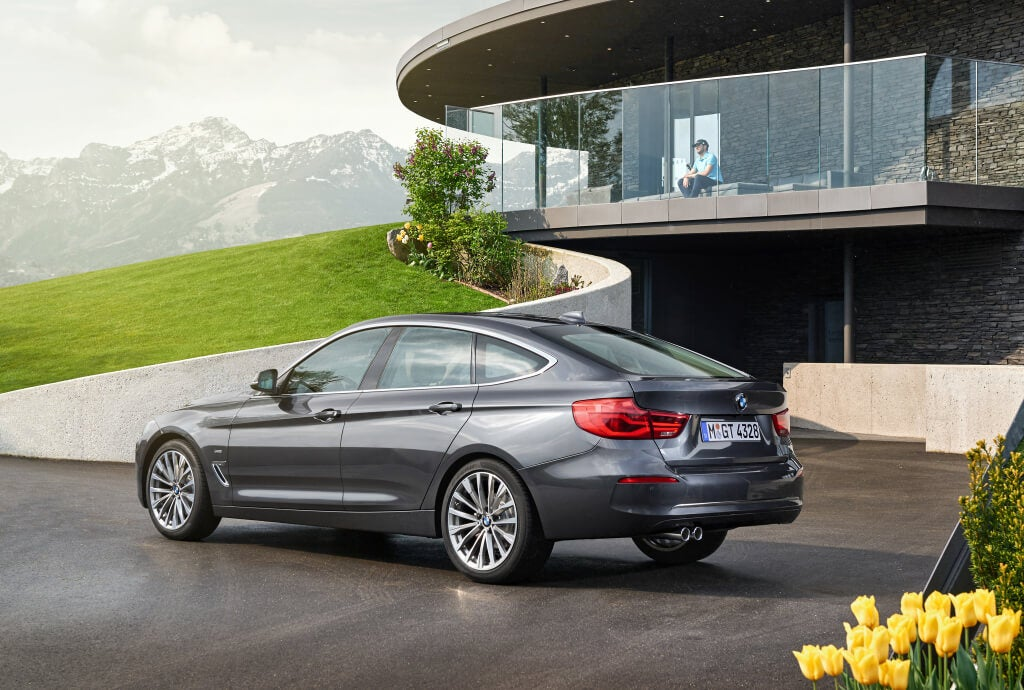 BMW Serie 3 Gran Turismo.