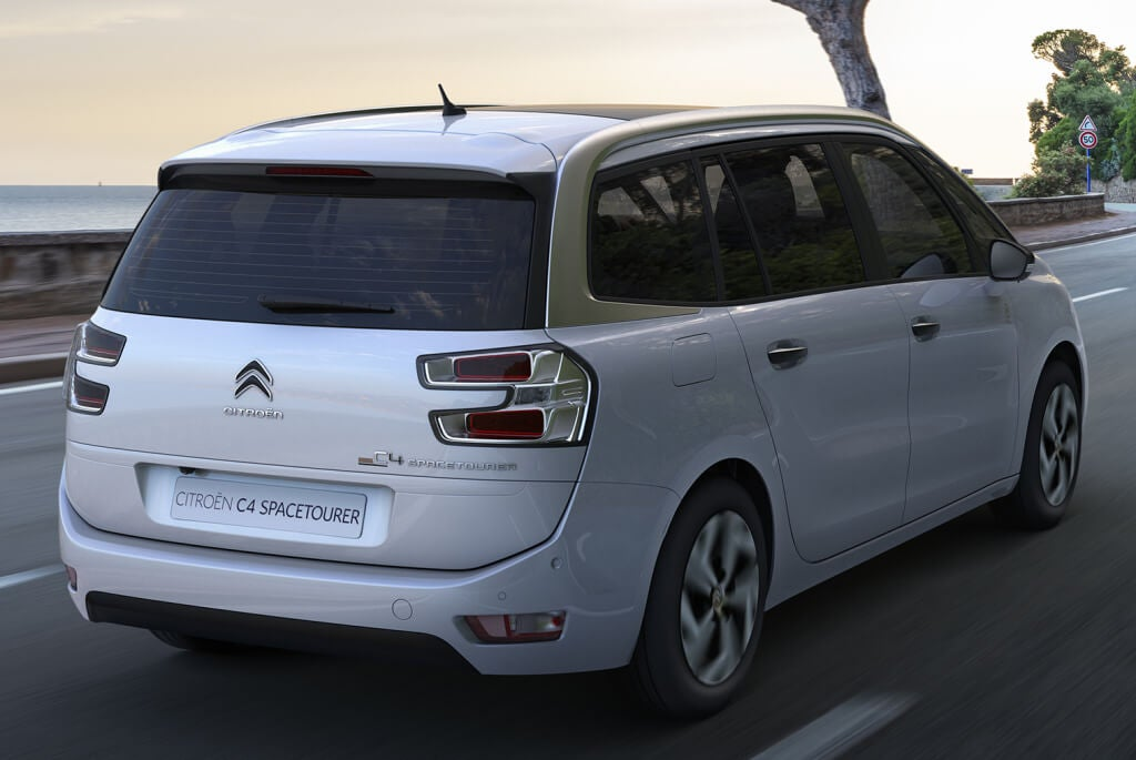 Citroën C4 Spacetourer.