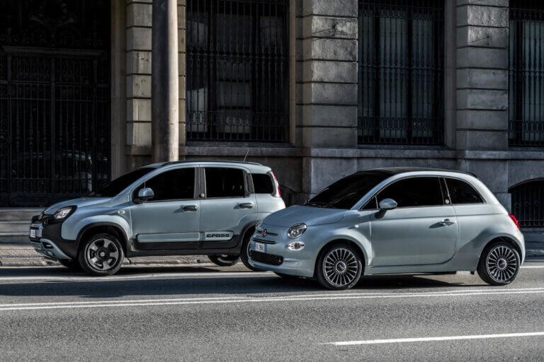 Los Fiat 500 y Panda se hacen microhíbridos en 2020