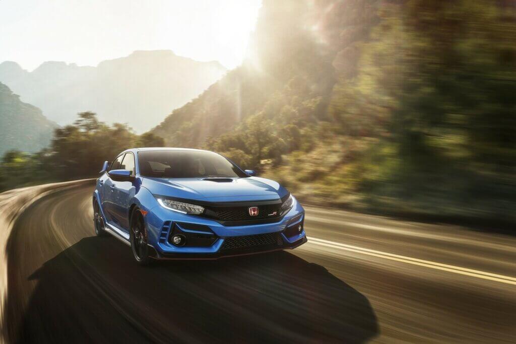 Honda Civic Type-R 2020, el rey de la pista se actualiza