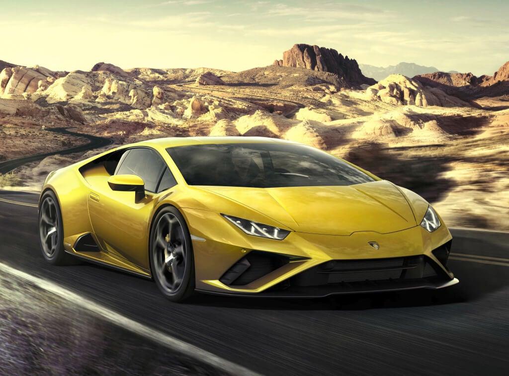 Lamborghini Huracán Evo RWD, el toro más económico