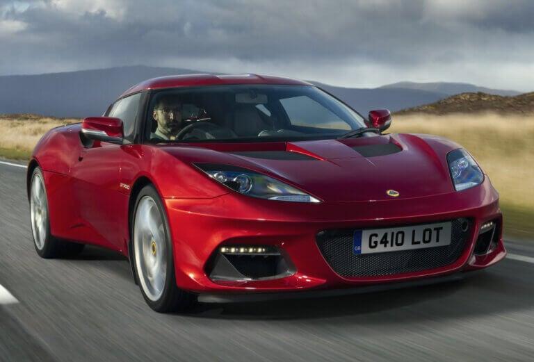 Lotus Evora GT410, el más confortable de todos