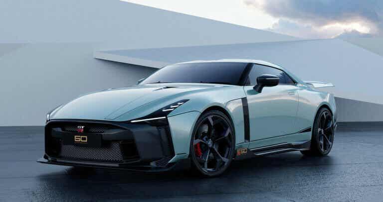 Nissan GT-R50 2020, el sueño japonés
