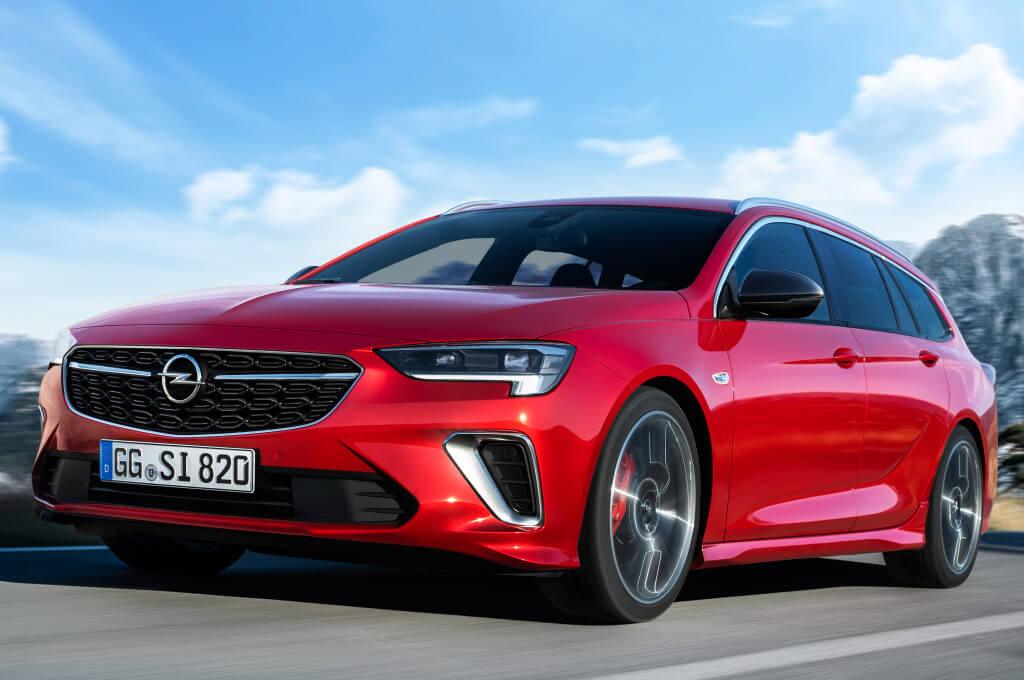 Opel Insignia GSi 2020, la versión más tentadora