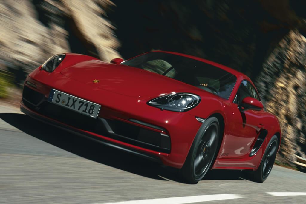 Porsche 718 GTS 4.0, un cambio muy acertado