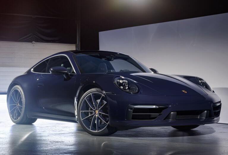Porsche 911 'Belgian Legend', homenaje a Jacky Ickx