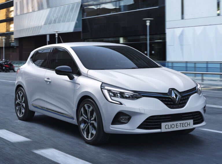 Renault Clio E-Tech, el primer Clio híbrido de la historia se lleva la etiqueta ECO
