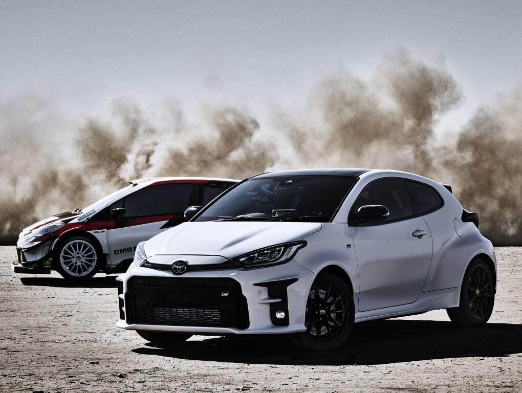 Toyota GR Yaris, el retorno de los coches de homologación