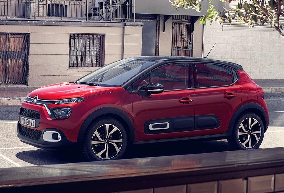 Citroën C3 2020: frontal.