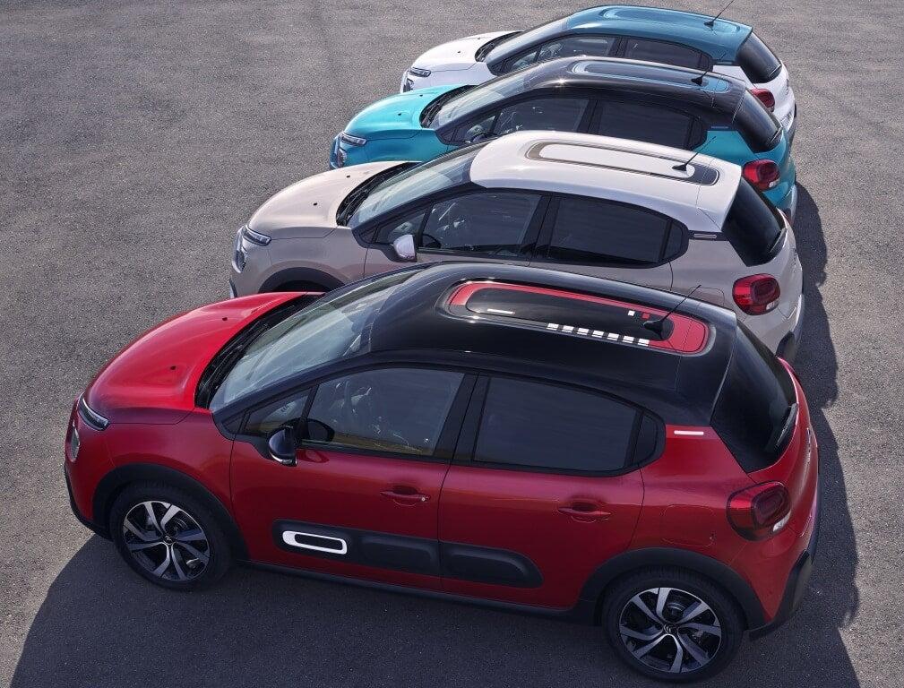 Citroën C3 2020: personalización.