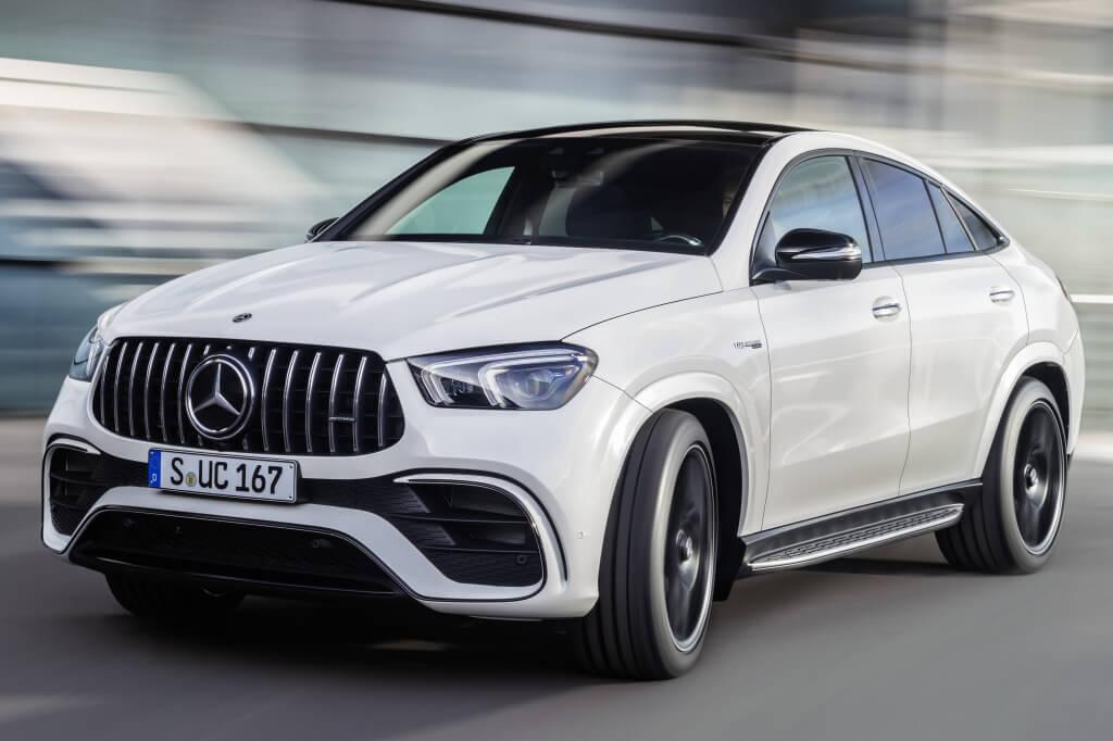 Mercedes-AMG GLE 63 S Coupé, aún más potente