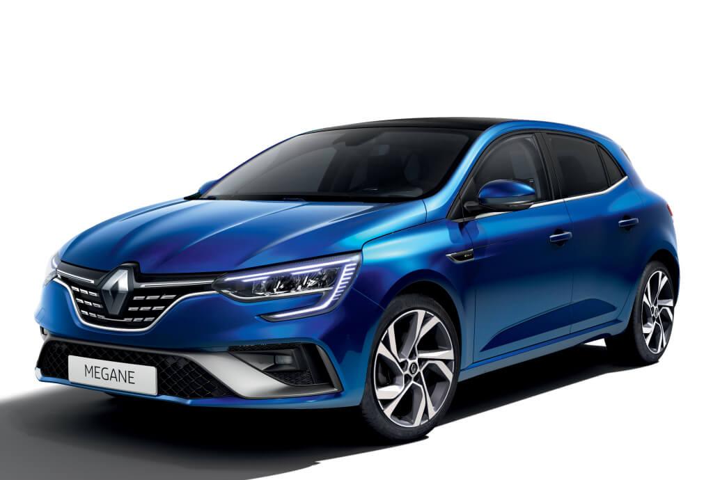 Renault Megane R.S. Line 2020: frontal.