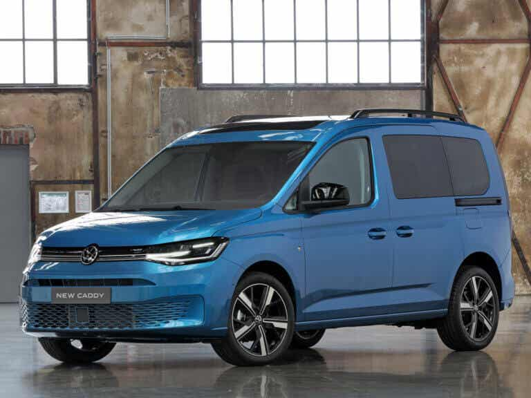 Volkswagen Caddy 2020, que tiemble el Touran