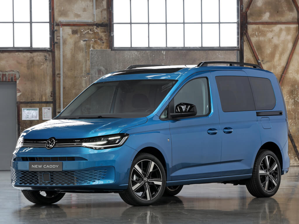 Volkswagen Caddy 2020, que tiemble el Touran
