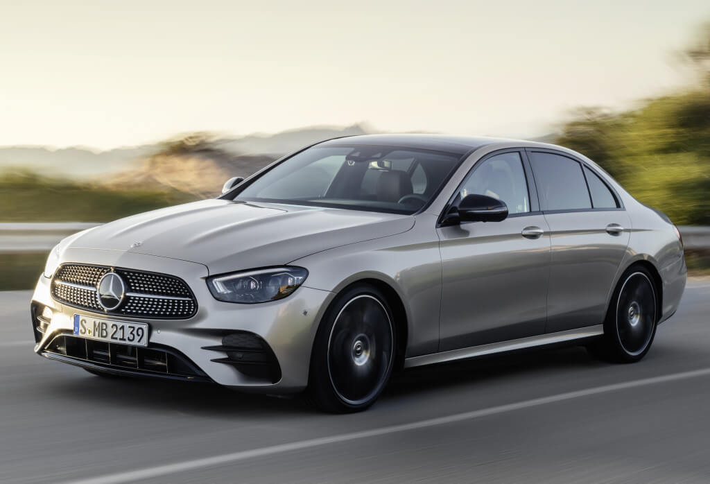 Mercedes Clase E 2020, elegancia por doquier