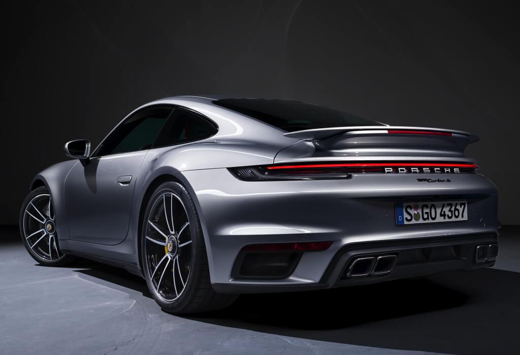 Porsche 911 Turbo S (992), efectividad con mayúsculas
