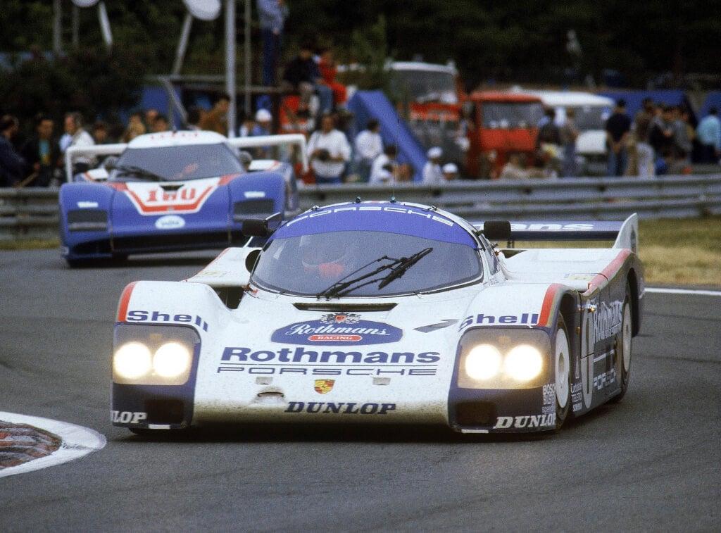 Porsche 962C.