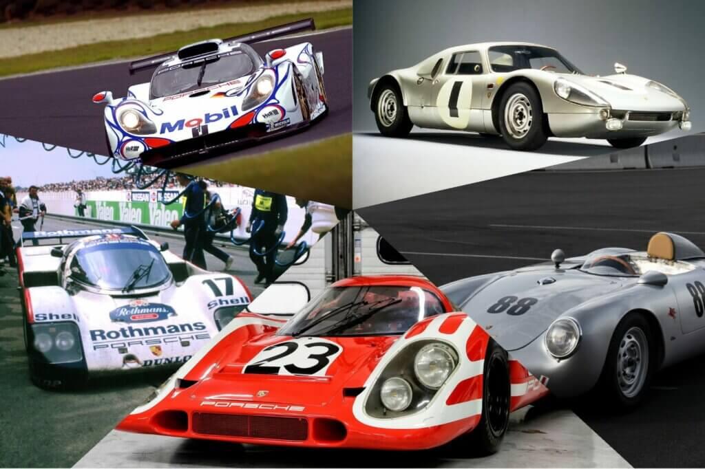 Los cinco Porsche más icónicos de la historia de la marca en competición