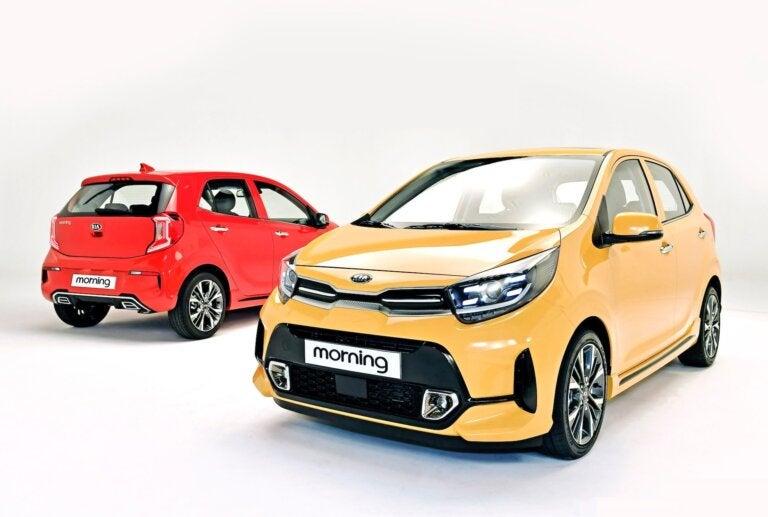 El Kia Picanto 2021 se destapa, al menos en su versión coreana