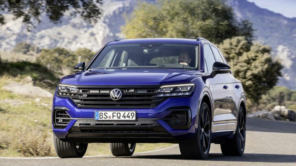 Volkswagen Touareg R, potente y ecológico