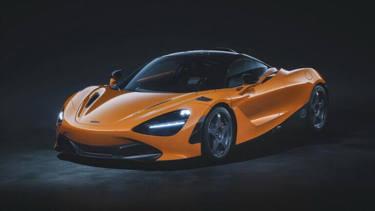 McLaren 720S Le Mans Special Edition, homenaje a la victoria de 1995