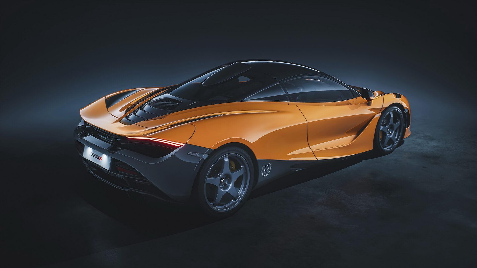 McLaren 720S Le Mans: zaga.