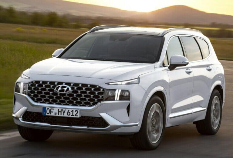 Hyundai Santa Fe 2021: moderno e imponente