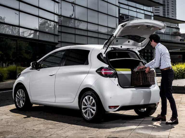 Renault ZOE Van: versión comercial para los pequeños negocios