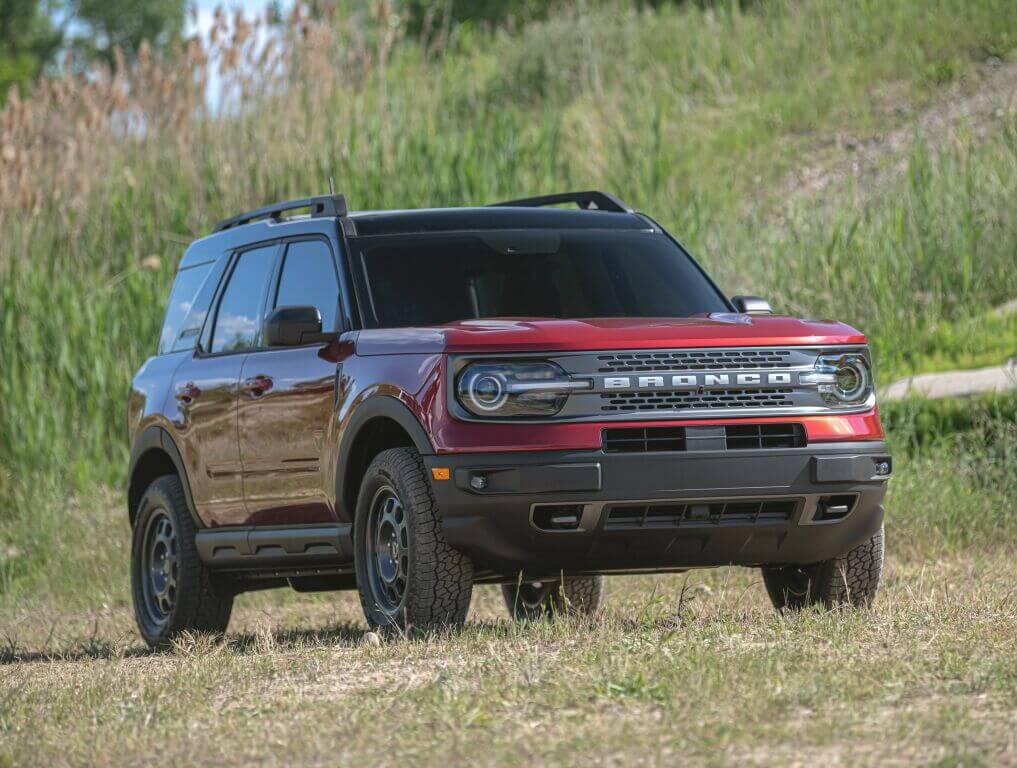 Ford Bronco Sport: la variante domesticada