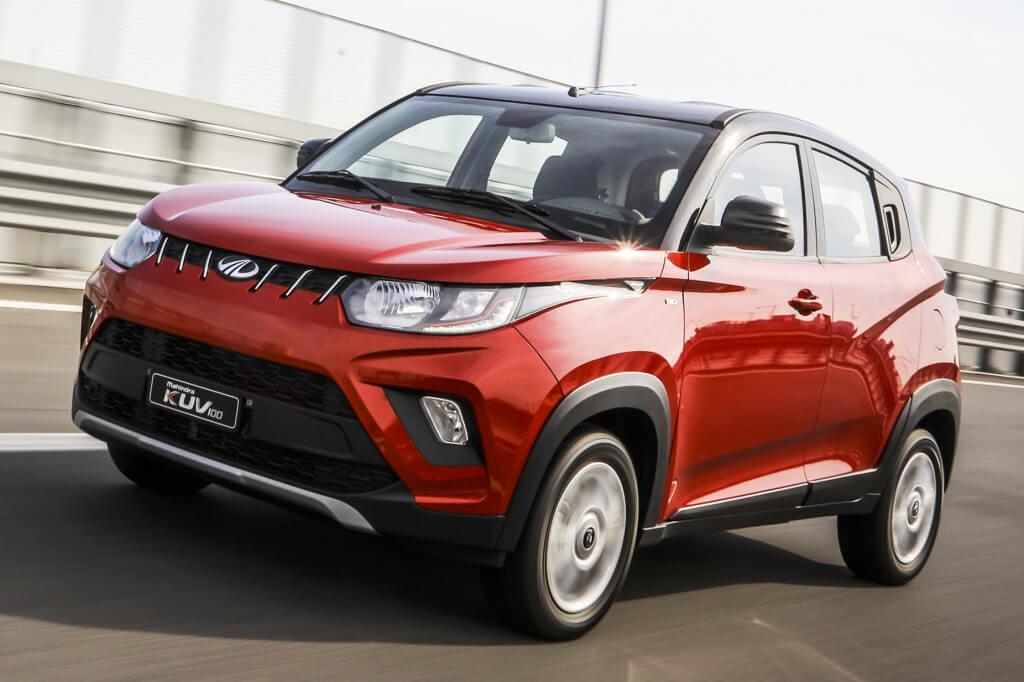 Mahindra KUV100: el todocamino urbano más asequible del mercado