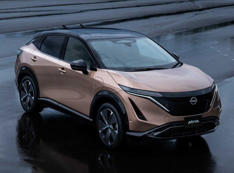 Nissan Ariya: el nuevo crossover que liderará la ofensiva eléctrica de Nissan