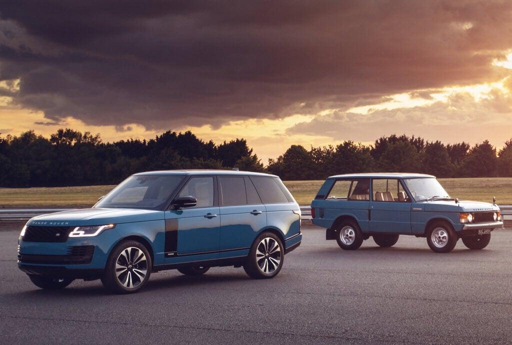 Range Rover Fifty, edición especial para el 50 aniversario del SUV británico