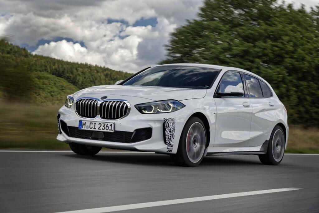 BMW 128ti: la nueva pesadilla del Golf GTI llega desde Múnich