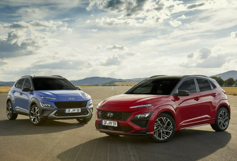 Hyundai Kona 2021, profunda revisión y llegada de versión N-Line