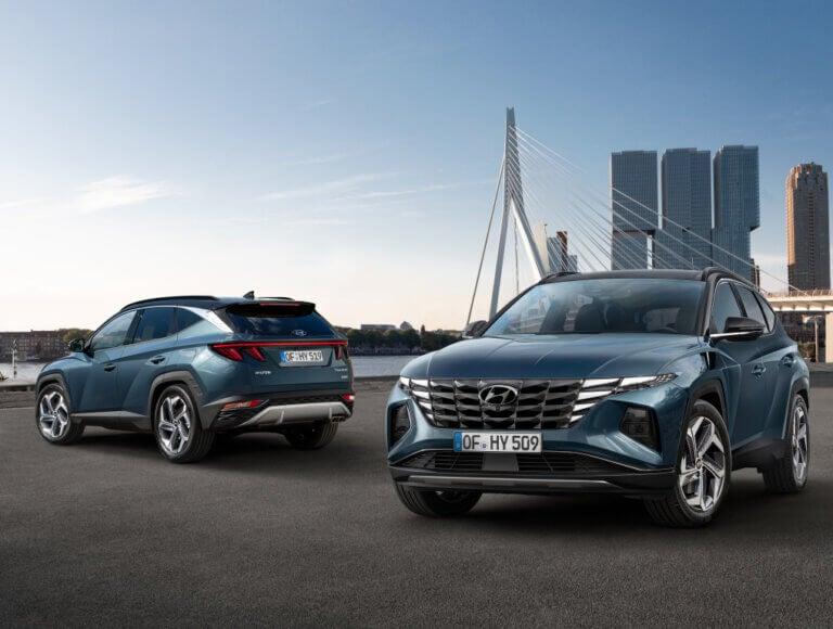 Hyundai Tucson 2021, cambio radical del SUV coreano