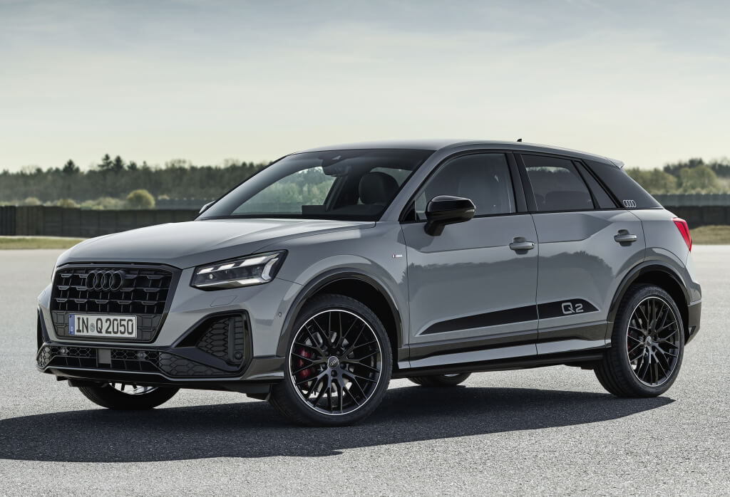 Audi Q2 2021: una pizca más de deportividad