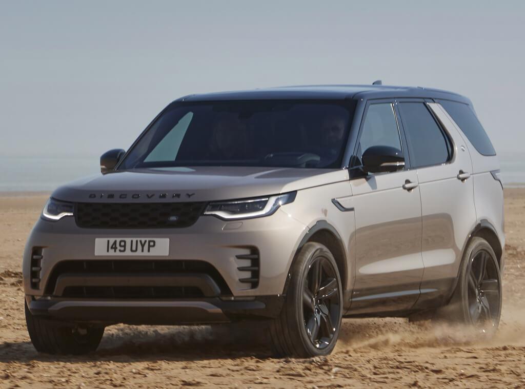 Land Rover Discovery 2021: un coche cargado de tecnología