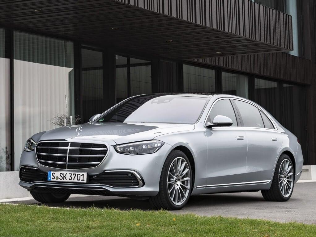 Mercedes Clase S 2021, nueva muestra de poder